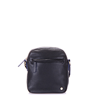 Panama Small Flight Bag-Black