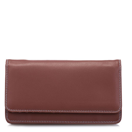 Medium Matinee Purse-Brown