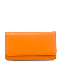 Medium Matinee Purse-Orange