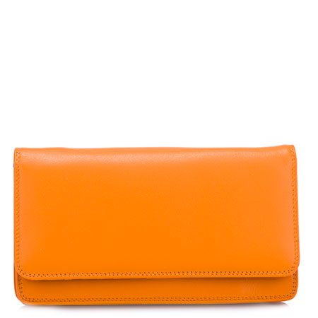 Medium Matinee Purse-Orange