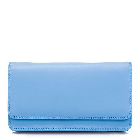 Medium Matinee Purse-Sky Blue