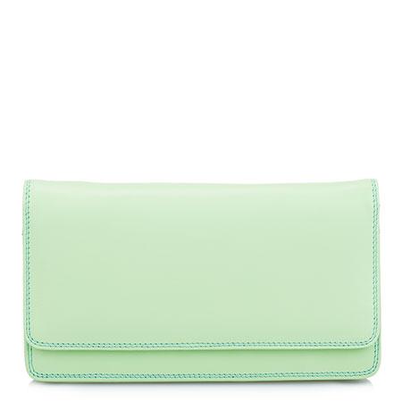 Medium Matinee Purse-Pastel Green