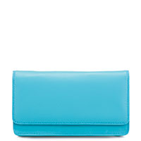 Medium Matinee Purse-Turquoise