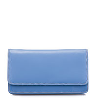 Medium Matinee Purse-Dusky Blue