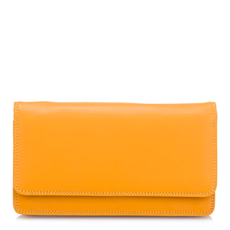 Medium Matinee Purse-Dark Yellow