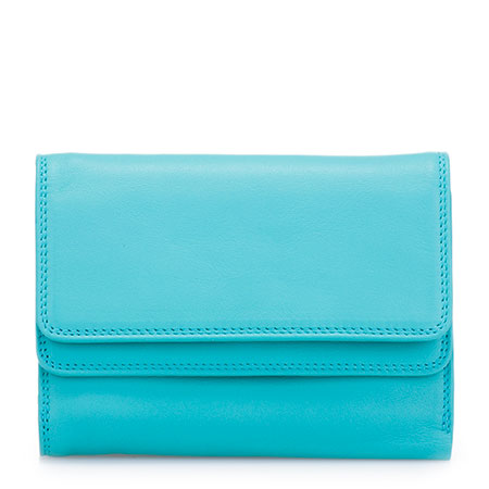 Double Flap Wallet-Curacao