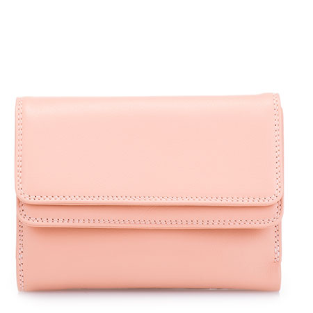 Double Flap Wallet-Blossom