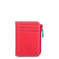 Small Zip Purse Wallet-Red