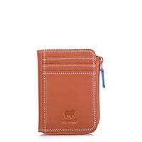 Small Zip Purse Wallet-Tan
