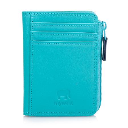Small Zip Purse Wallet-Curacao