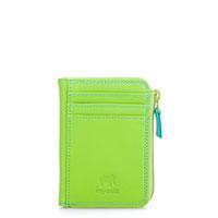 Small Zip Purse Wallet-Green