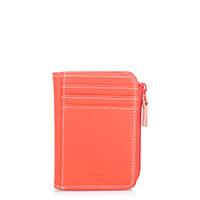 Small Zip Purse Wallet-Mandarin