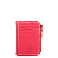 Small Zip Purse Wallet-Brick
