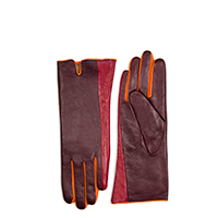 Long Gloves (Size 8)-Berry Blast