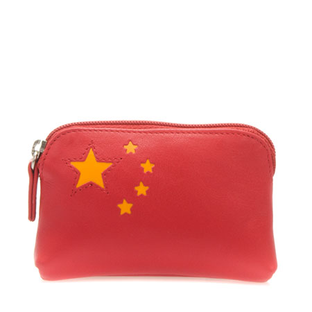 Flag Purse-China